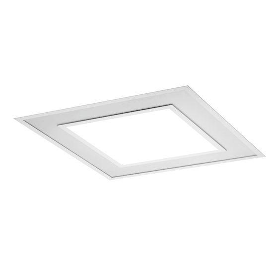 Recessed light fixture fluorescent square aluminum square recessed light fixture fluorescent square aluminum square aloadofball Choice Image