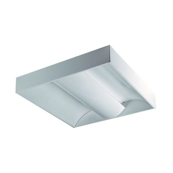 office light fittings. Wonderful Light Surfacemounted Light Fixture  Compact Fluorescent Square Sheet Steel   ONDA For Office Light Fittings A