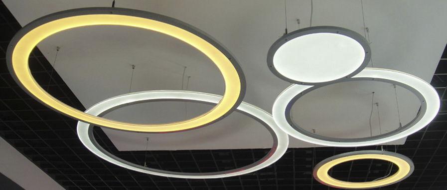 Hanging Light Fixture / LED / Round / Aluminum CIRCLE 100 LEDPRO