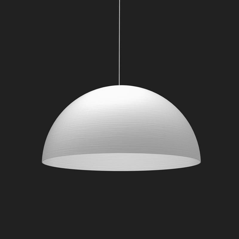 Pendant lamp contemporary aluminum dimmable
