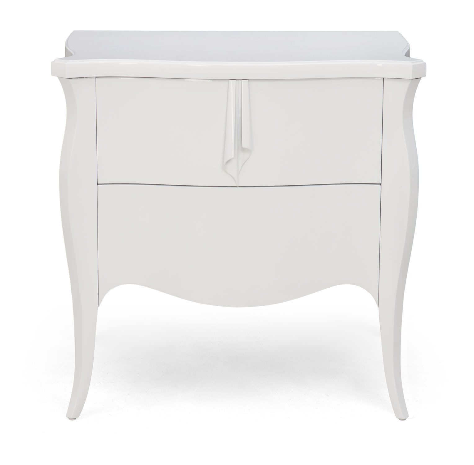 Classic bedside table -  Side Table Classic Wooden Solid Wood 84 0030 Christopher Guy