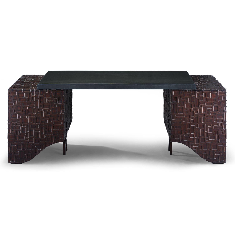 mahogany desk traditional - Mahogany Desk