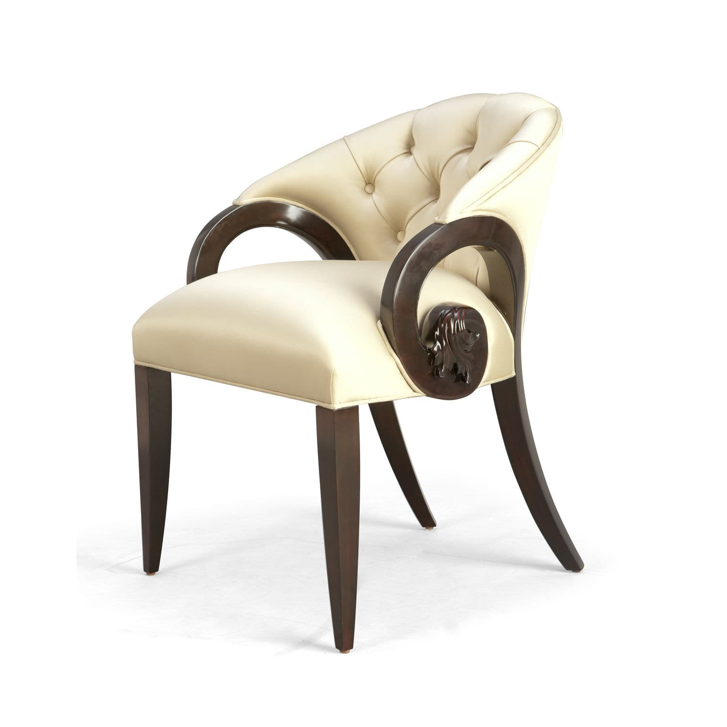 Ordinaire Traditional Armchair / Leather · Traditional Armchair / Leather