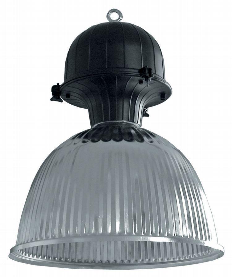 Hanging Light Fixture / Metal Halide / Round / Aluminum   BELLIO