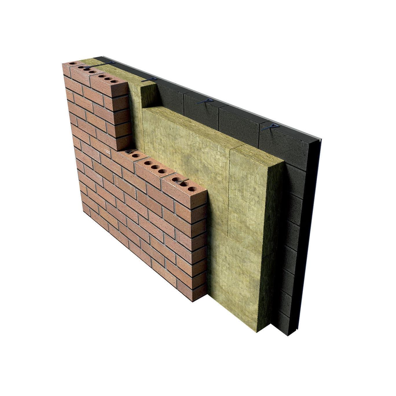 Thermal Insulation / Stone Wool / Interior / Wall   CAVITY BATT