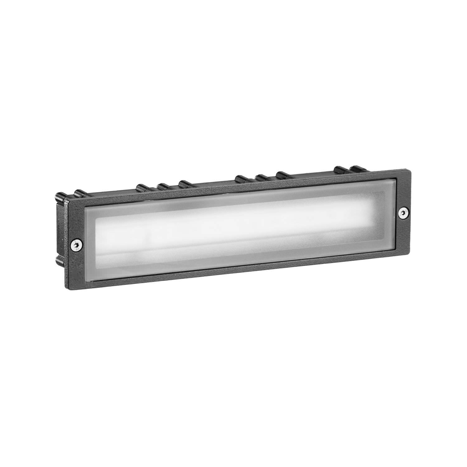 Captivating Recessed Wall Light Fixture / LED / Compact Fluorescent / Linear   CAMILLA