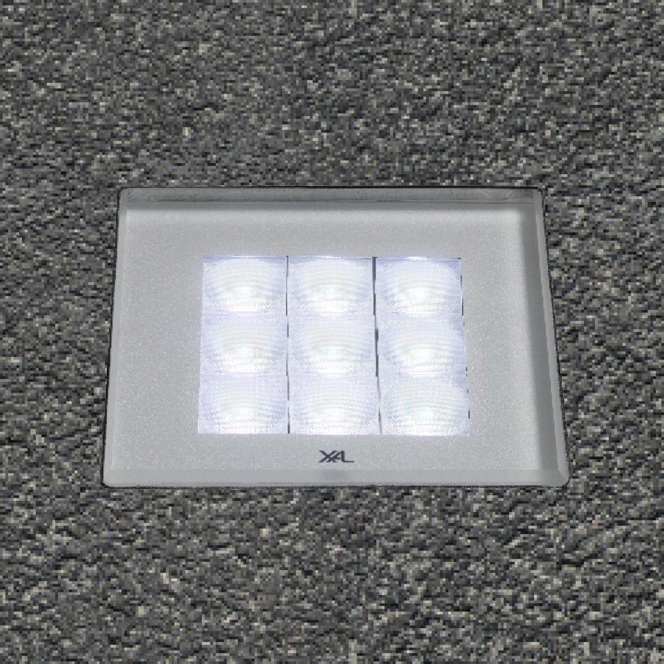Recessed floor light fixture led square outdoor lecu recessed floor light fixture led square outdoor lecu arubaitofo Images