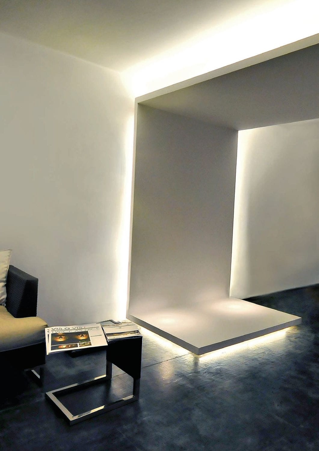 ... Surface mounted lighting profile / built-in / LED / low-voltage SAMTA by ... & Surface mounted lighting profile / built-in / LED / low-voltage ... azcodes.com