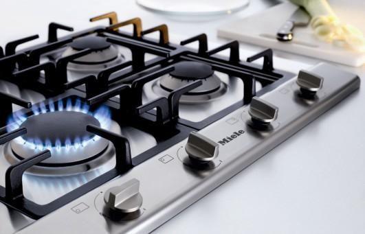 30 five burner gas cooktops