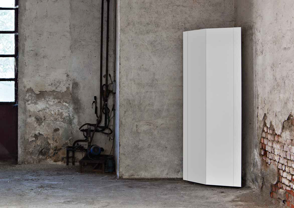 Living room column cabinet / contemporary - CORNER by Matteo ...