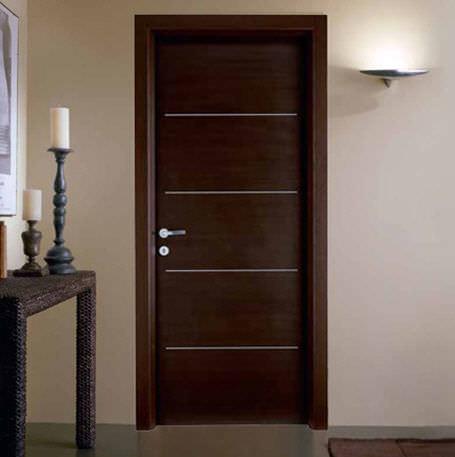 Interior Door Swing Wooden Laminate Maria
