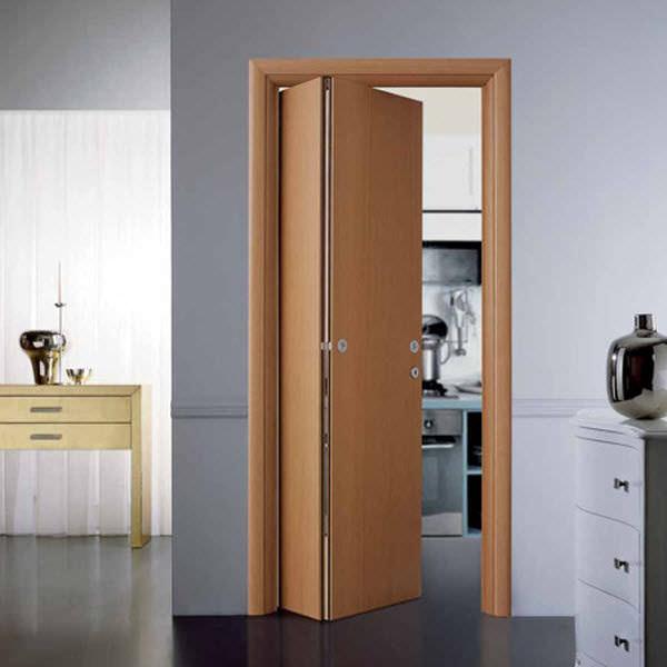 Indoor door / folding / wooden - MONICA - COMECA GROUP