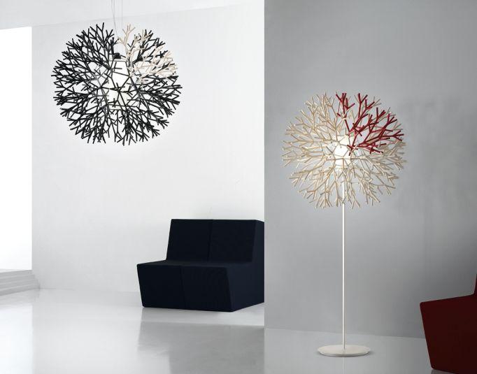 pallucco lighting. Pendant Lamp / Original Design Steel ABS Pallucco Lighting H