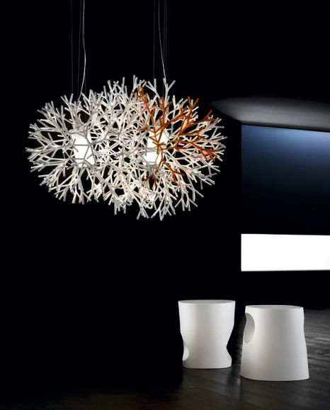 Pendant lamp original design steel abs coral by lagranja pendant lamp original design steel abs coral by lagranja design mozeypictures Image collections