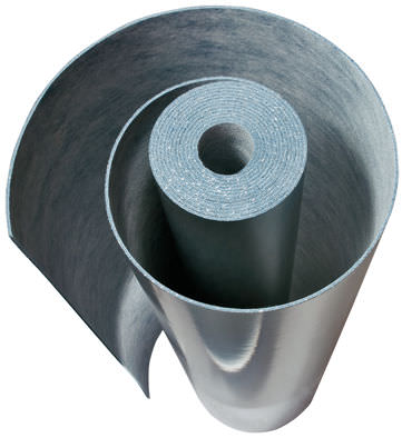 Roll Resilient Underlay Polyurethane With Vapor Barrier Basic Universol Light