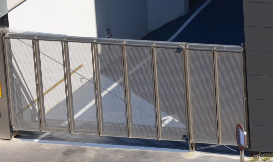 ... Swing Gates / Metal / Wire Mesh / Residential Costacurta S.p.A. VICO
