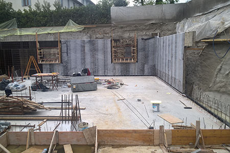 Underground Waterproofing Membrane Protection For Structure Roll
