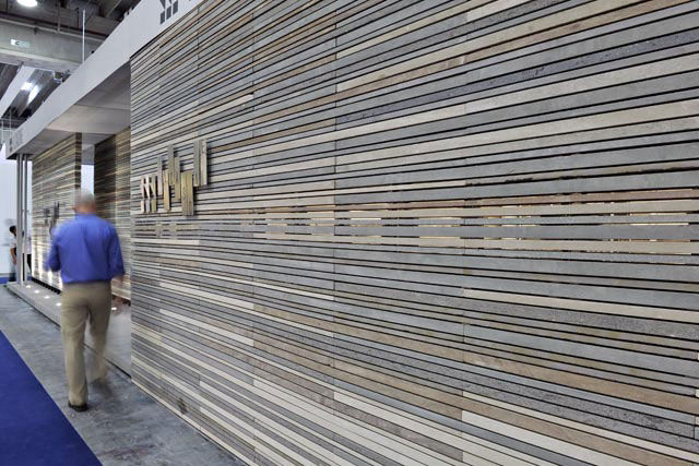 Natural stone wall cladding panel / exterior - GRIGIO PERLA - IL ...