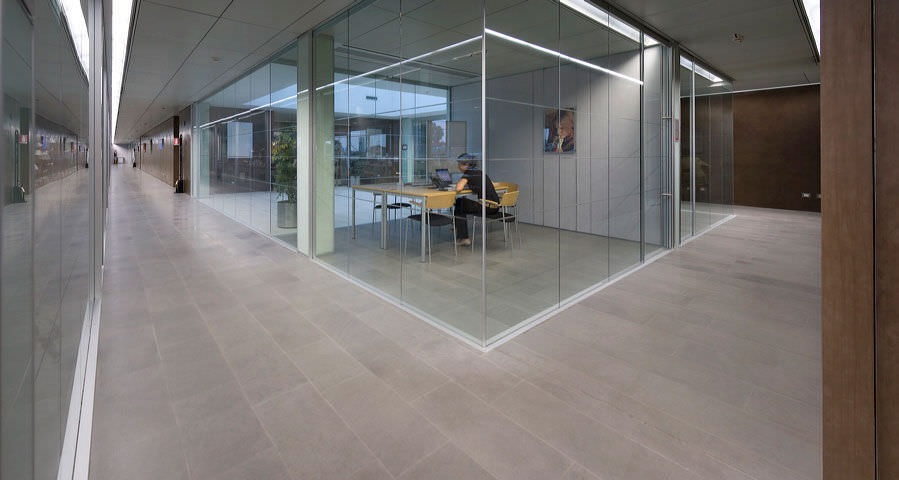 Indoor tile / floor / cement / plain - PIETRA SERENA - IL CASONE