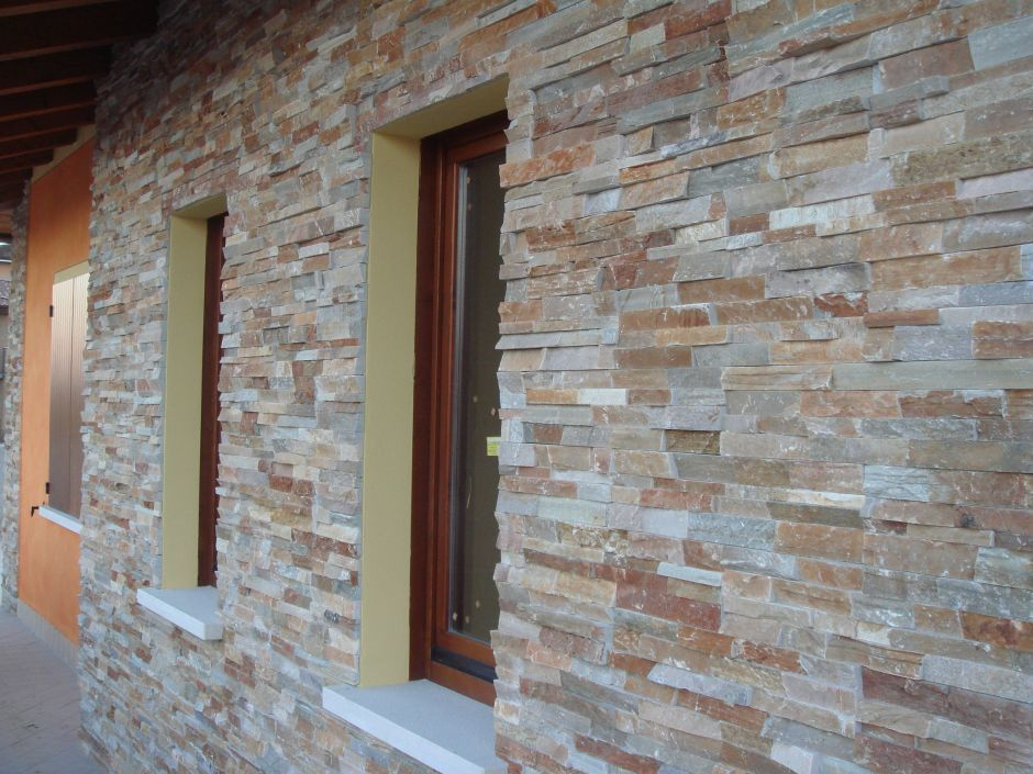 Exceptional Stone Wall Cladding / Natural Stone / Interior / Exterior   ST01 SO14