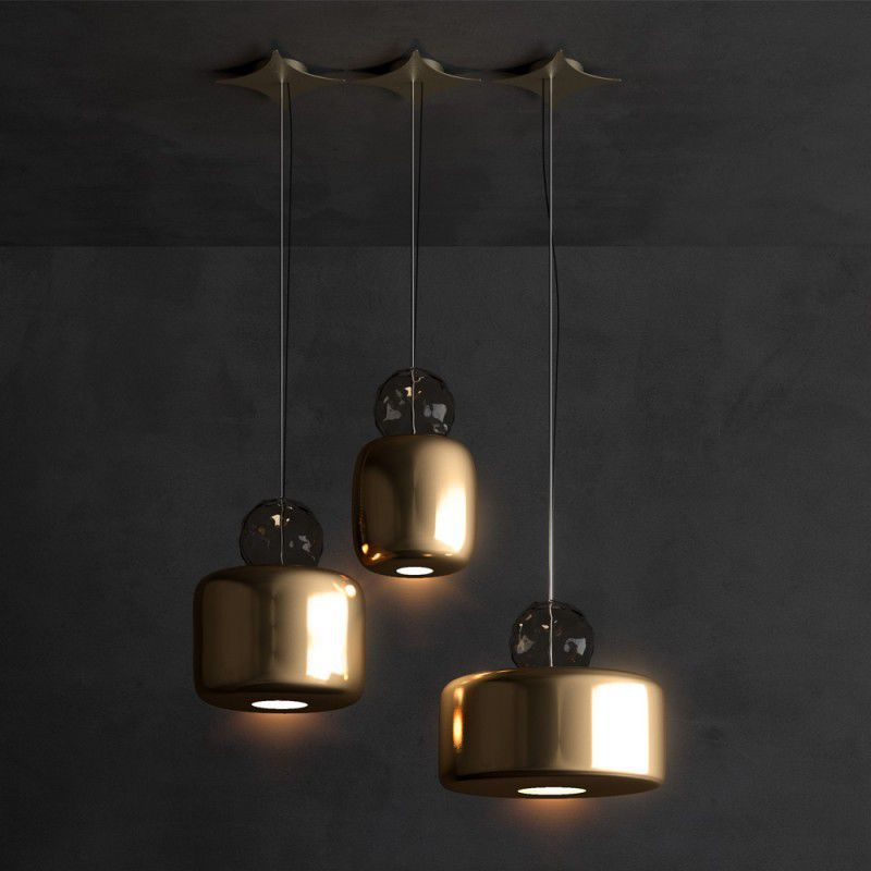 Pendant lamp / contemporary / glass - LORD - ADRIANI E ROSSI EDIZIONI