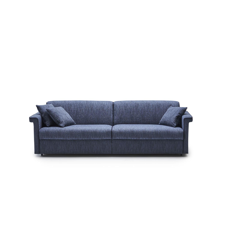 Sofa Bed Contemporary Fabric Contract Michel