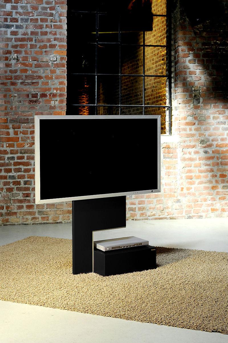 Minimalist design TV cabinet / wooden - FERNSEH HALTER ART115 ...