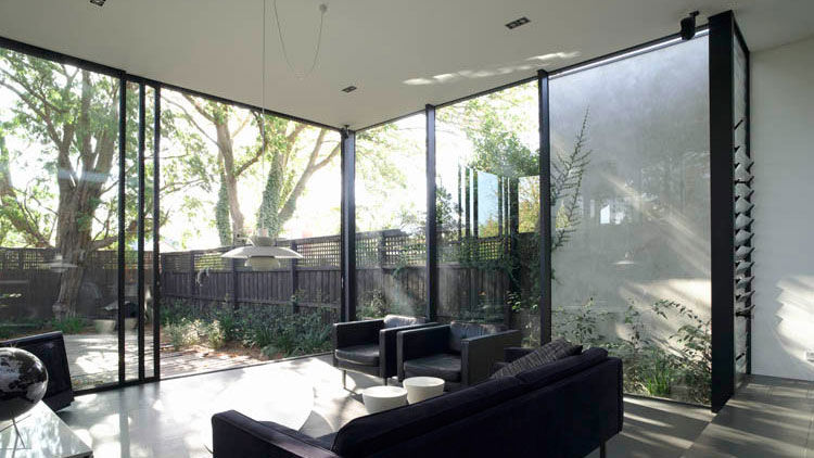 ... sliding patio door / aluminum / double-glazed ... & Sliding patio door / aluminum / double-glazed - 889 - Capral Aluminium