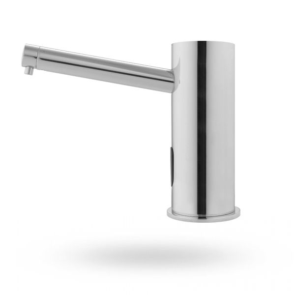 Commercial Soap Dispenser Built In Chrome Electronic Elite Touch Free