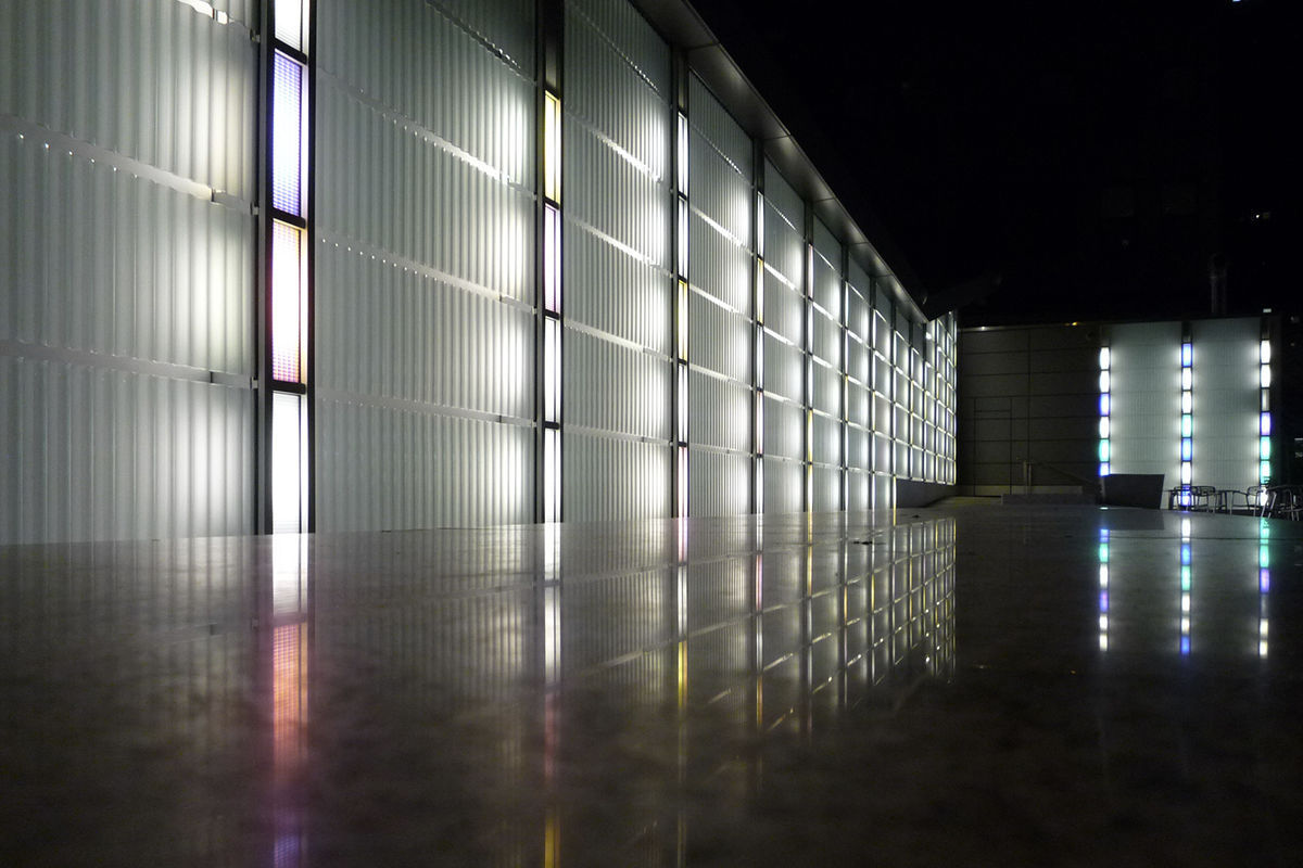 transparent wall panels. Tempered Glass Panel / Patterned Textured 3D - CORRUGATED Transparent Wall Panels R