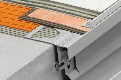 Flat Roof Flashing   SCHLUTER® BARA RTK