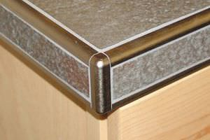 Merveilleux ... Aluminum Edge Trim / For Tiles / Straight