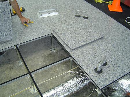 Marble raised access floor   acoustic   indoor   TERRAZZO. Marble raised access floor   acoustic   indoor   TERRAZZO   Tate