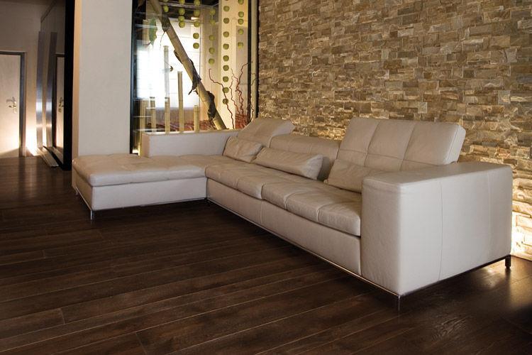 Soggiorno Mobili Scuri : Arredamento soggiorno pavimento scuro soggiorno con pavimento