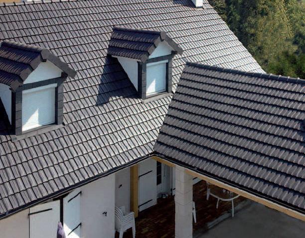 Interlocking Roof Tile   BELMONT®
