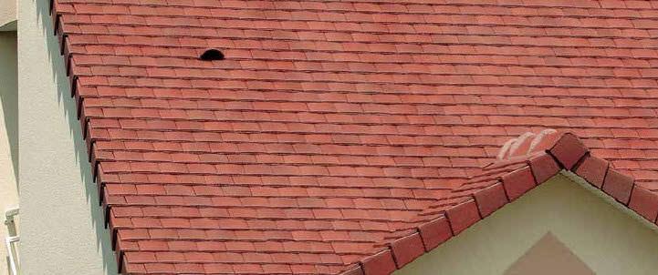 Flat Roof Tile / Concrete   ARPEGE