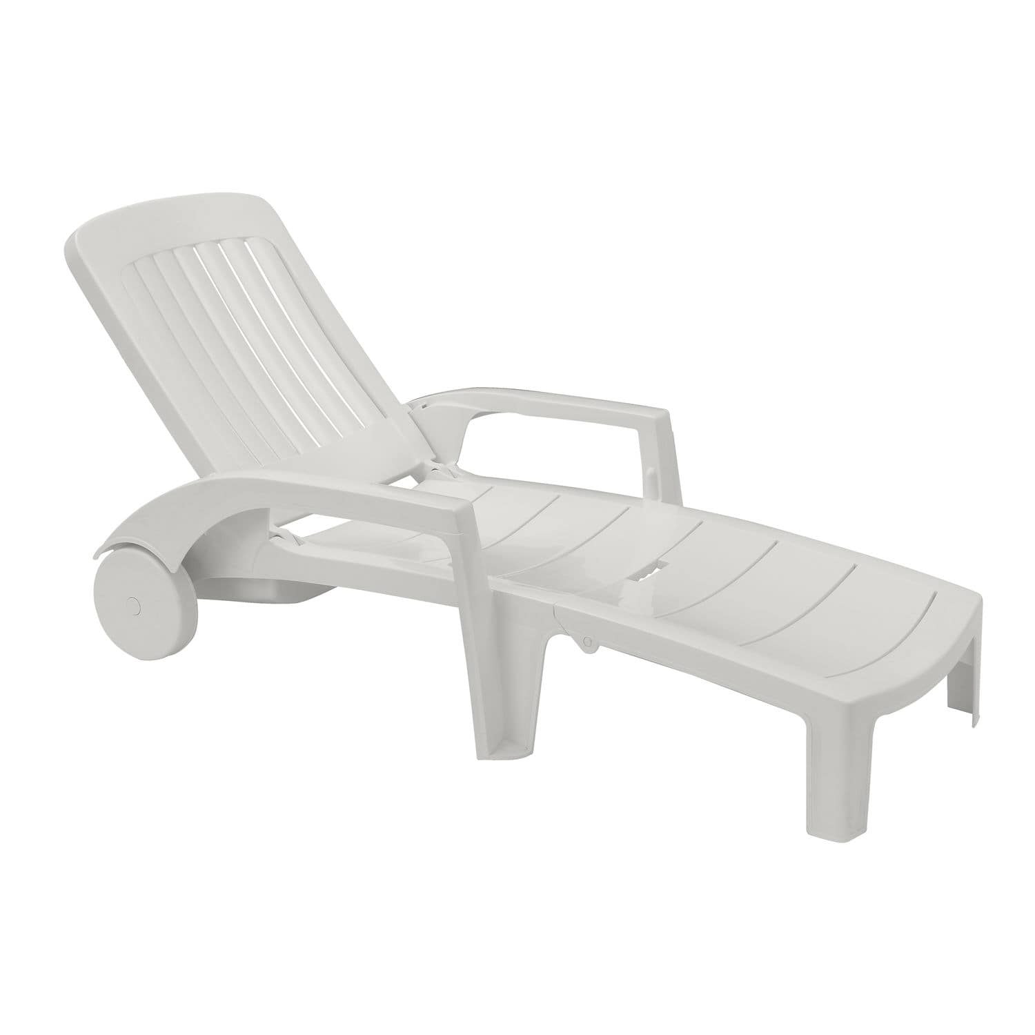 Contemporary sun lounger residential MIAMI GROSFILLEX fenªtres