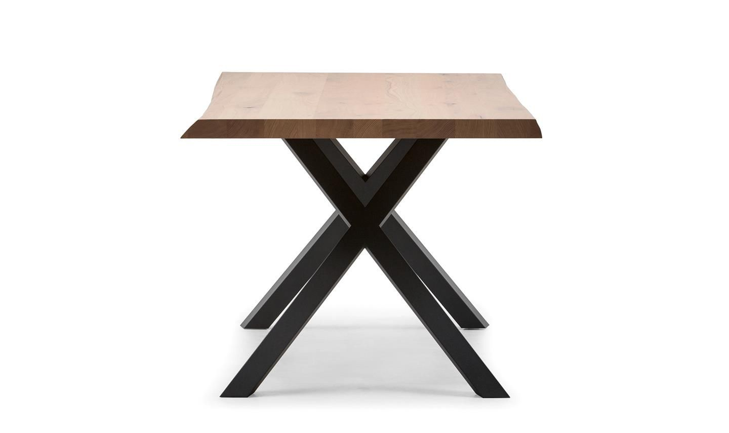 ... Contemporary Table / Wooden / Metal / Rectangular BOARD By R.D.A. Alf  Uno