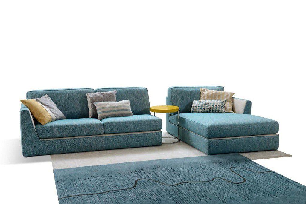 Modular Sofa Bed Contemporary Fabric