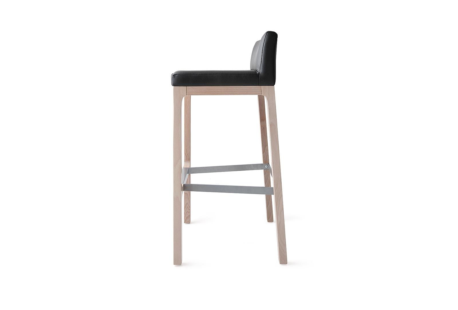 ... Contemporary bar stool / solid wood / leather / fabric FLUX by Emilio Nanni Bross Italia  sc 1 st  ArchiExpo & Contemporary bar stool / solid wood / leather / fabric - FLUX by ... islam-shia.org