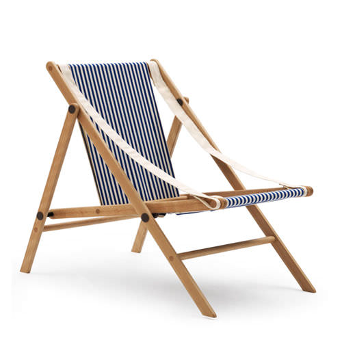 Traditional Chair / Folding / Fabric / Outdoor   PICCY