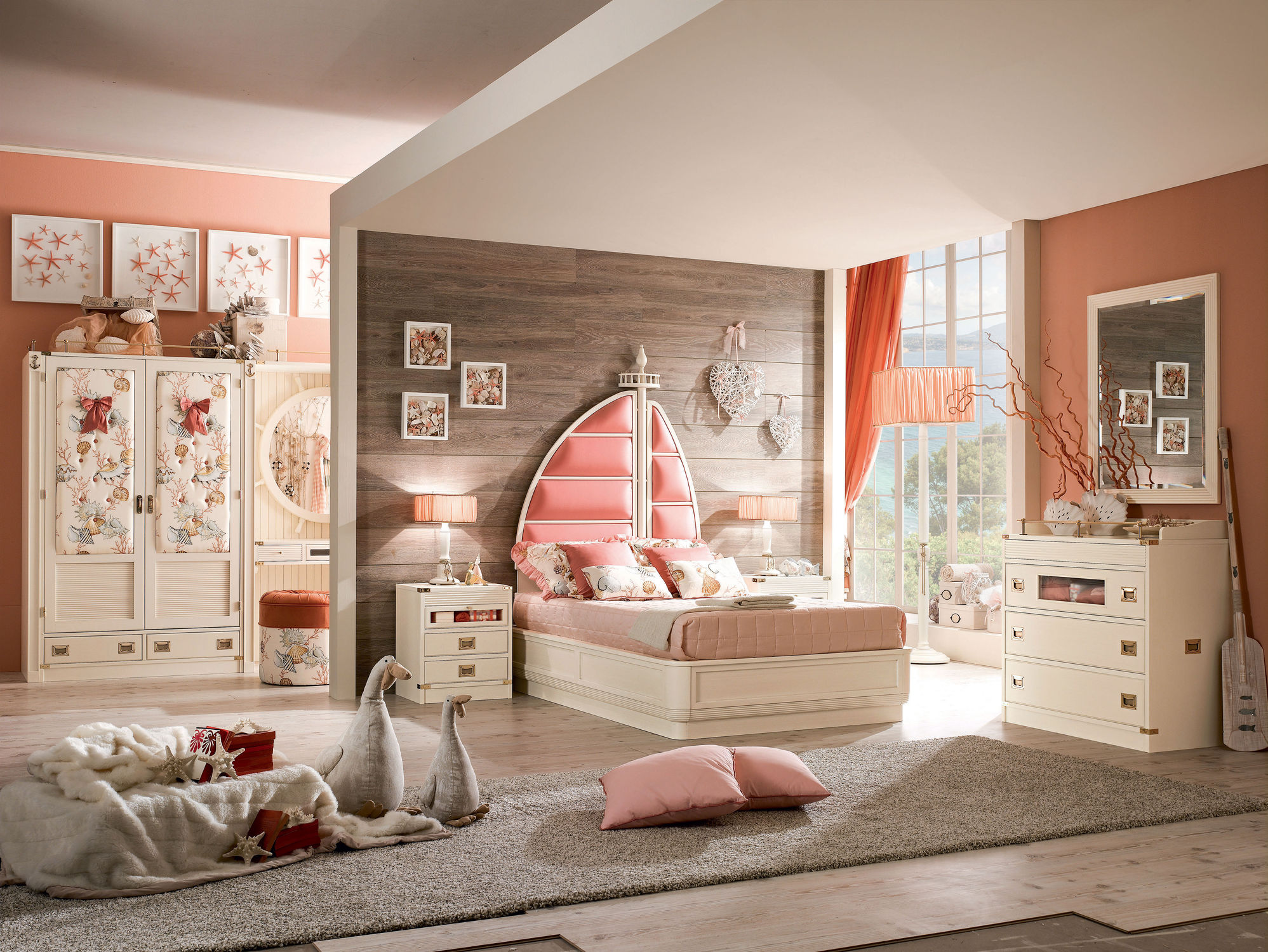 Quality Childrens Bedroom Furniture Girls Childrens Bedroom Furniture Set White 215 Ariel Caroti