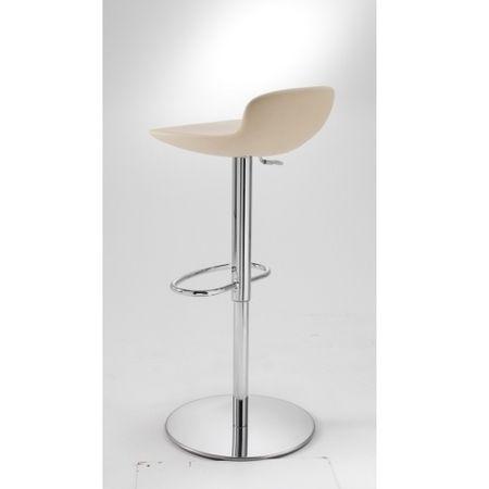 Contemporary Bar Stool / Adjustable   LEO By Massimo Iosa Ghini