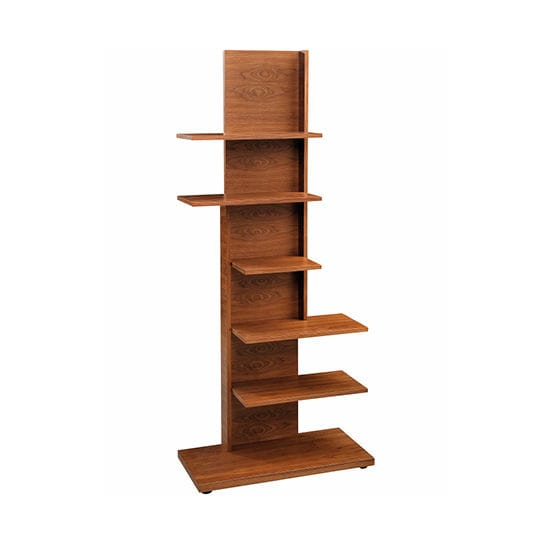 Contemporary Shelf Wooden Catania Paged Meble