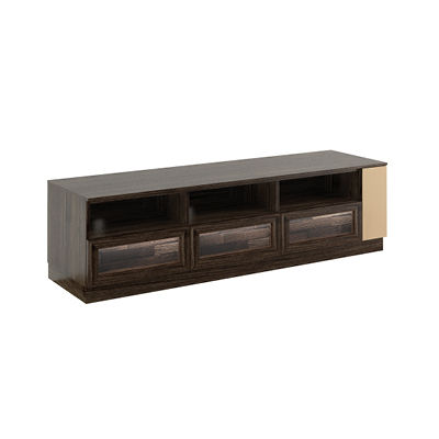 Contemporary Tv Cabinet Wooden New York Paged Meble