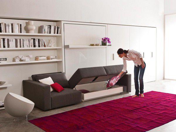 ... Modular Sofa / Bed / Contemporary / Fabric ...