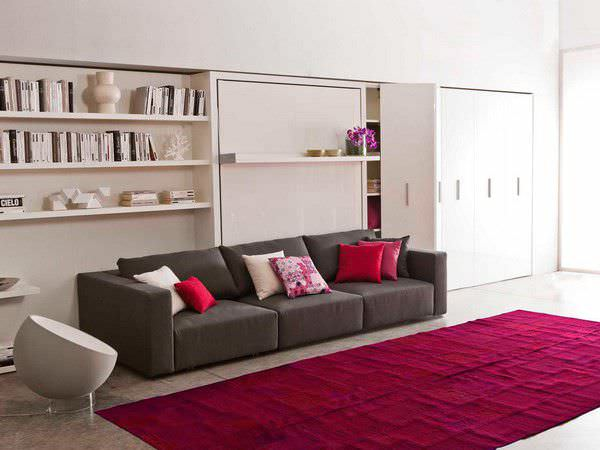 Modular Sofa Bed Contemporary Fabric Swing By Pierluigi Colombo R S Clei