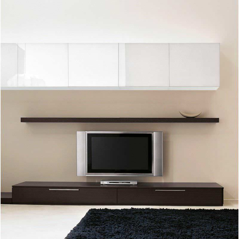 contemporary living room wall unit - living 018 - clever