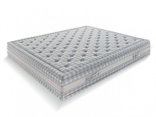 double mattress memory breathable residential hermitage 7 pigalle - Breathable Mattress