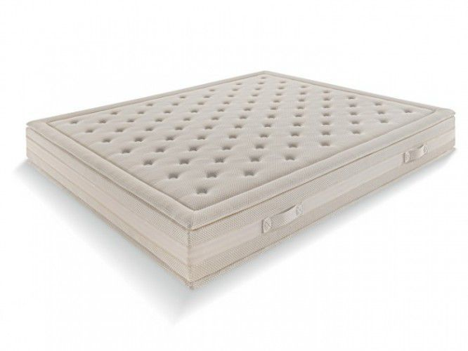Materassi Ennerev Memory Foam.Double Mattress Memory Breathable Hermitage 7 Sucre